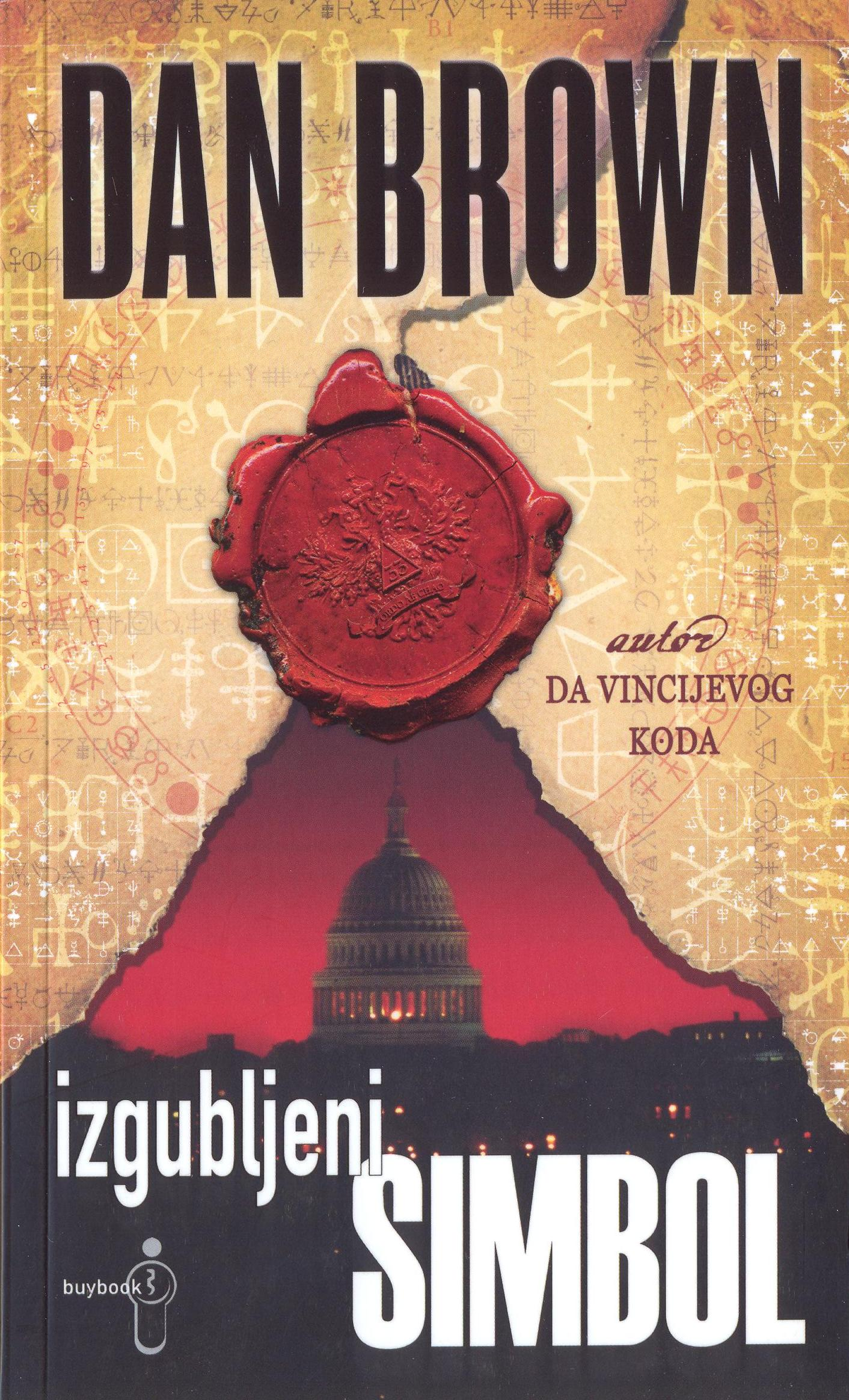 Izgubljeni simbol - Dan Brown (The Lost Symbol)